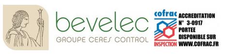 BEVELEC-Cofrac