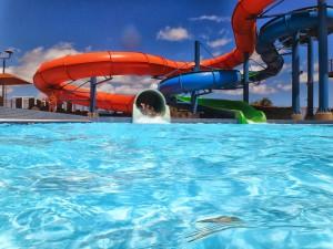 Toboggan Aquatique sécurités